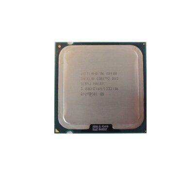 Процессор Intel Core 2 Duo E8400  3,0 ГГц LGA775