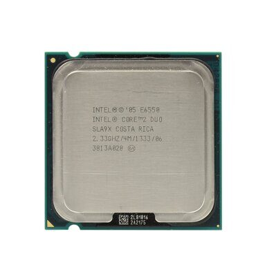 Процессор CPU Intel Core 2 Duo E6550 2.33 GHz 2core  4Mb 65W 1333MHz LGA775