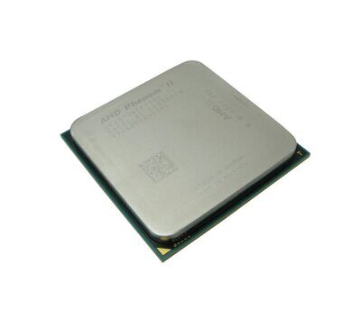 Процессор  AMD Phenom II X4 810 (HDX810W) 2.6GHz/4core/2+4Mb/95W/4000 MHz Socket AM3