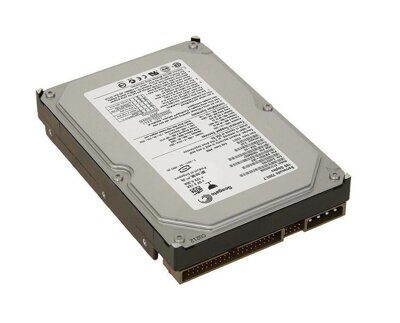 Б/У Жесткий диск 3.5 (HDD) IDE 120GB  Seagate ST3120022A