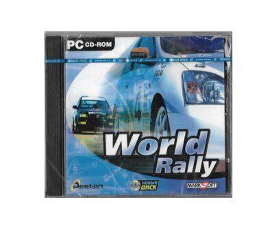 WorldRally CD