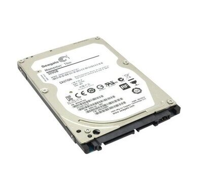 Накопитель HDD 320Gb SEAGATE Momentusn Thin ST320LT012 S-ATA2, 5400
