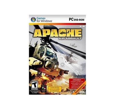Apaohe, Air Assault DVD