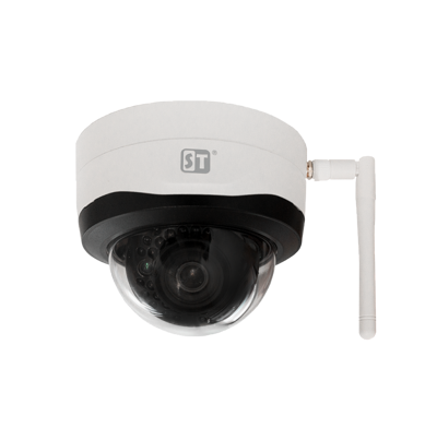"Видеокамера ST-700 IP PRO D WiFi,цветная,3MP(2304*1296),ИК,1/3""Progressive Scan CMOS(AR0330),2.8mm,м"