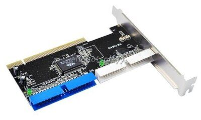 Ultra ATA 133 PCI to IDE HDD Raid Controller Card