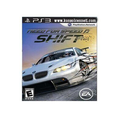 Need for Speed SHIFT DVD