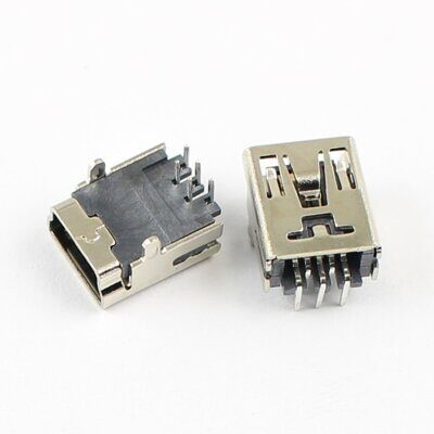 Разъем mini USB  5pin